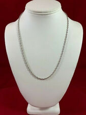 "James Avery Sterling Silver 20"" Medium Rope Chain"