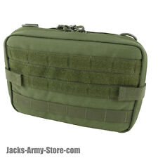 Condor Outdoor t & t iléostomie utility molle low profile sac Olive Drab