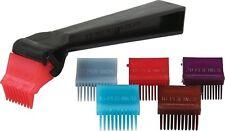 Allstar Radiator AC Condenser Intercooler Fin Repair Tool Kit 6 Heads ALL10680