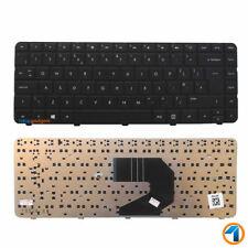Teclado para HP Pavilion G6-1259sa G6-1260sa con UK Diseño negro