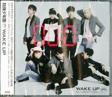 BTS (BANGTAN BOYS)-WAKE UP-JAPAN CD F81