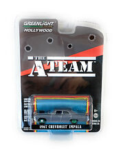 """Greenlight 1/64 1967 Chevrolet Impala """"The A-Team"""" Tv Series Chase 44830 D"""