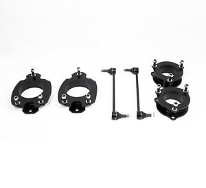 """Freedom Off-Road 2"""" Front & Rear Lift Kit for 06-14 Ridgeline w Sway Bar Links"""