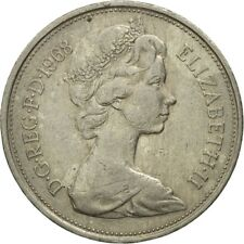 [#546140] Coin, Great Britain, Elizabeth II, 10 New Pence, 1968, VF(30-35)
