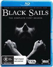 Black Sails : Season 1 (Blu-ray, 2014, 3-Disc Set)