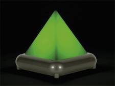PYRAMIDE SPOT LAMPE DECORATIVE A LED MULTICOLORE ECLAIRAGE A VARIATION