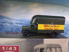 1/43 Ixo Opel Blitz truck