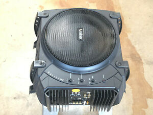 "INFINITY BASSLINK 10"" 200 WATT POWER CAR AUDIO STEREO POWERED SUBWOOFER"
