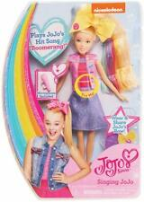 "Jojo Siwa Singing Doll Boomerang Kids Children Fashion Toys Accessories 10"" Tall"