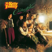 THE KELLY FAMILY - CHRISTMAS ALL YEAR   CD NEW+