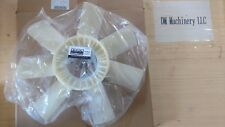 New A/M Komatsu D31P-18 D31P-20 D31  600-623-6520 cooling fan 6D95 6D95L