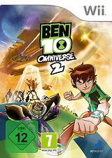 Ben 10: Omniverse 2 (Nintendo Wii, 2013, DVD-Box)