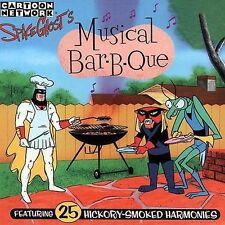 Space Ghost's Musical Bar-B-Que: 25 Hickory-Smoked Harmonies by Various...