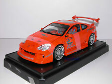 Muscle Machines Import Tuner 2002 Acura RSX 02 SS Winged Drifting Racer
