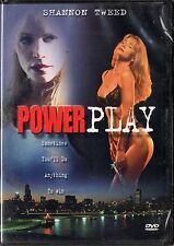 Power Play DVD Shannon Tweed , Danielle Cardi, Jim Richer,