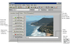 Customizable Digital Picture Image Computer Graphic ClipArt Inventory Database