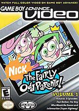 Game Boy Advance Video: The Fairly OddParents, Vol. 1 (Nintendo Game Boy Advance