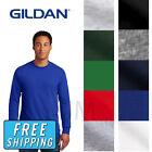 Gildan 5400 Heavy Cotton Long Sleeve T-Shirt 100% Cotton Small - 2XL