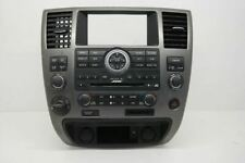 2008 2009 2010 2011 2012 Nissan Armada Radio Trim Bezel CD Player