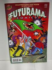 FUTURAMA COMICS (2000 Series) #53 Poster Inside Nice One