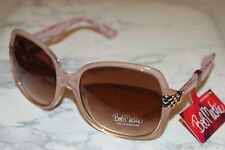 Sunglasses New Women/'s Designer Style Butterfly Detail Cute Rimless 7387pp