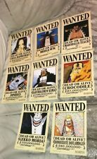 8 Hong Comic Studio Marine Japanese Anime Poster Print Lot Wanted Dead Or Alive