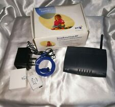 BT VOYAGER 2091 - WIRELESS ADSL ROUTER MODEM - USED - BOXED