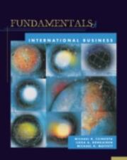 Fundamentals of International Business (with World Map and InfoTrac)