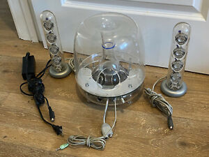 Harman Kardon SoundSticks II 2 Multimedia Speaker Subwoofer, Good Condition