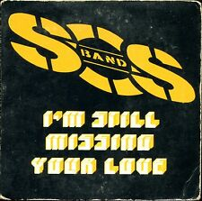 S.O.S. BAND - I'M STILL MISSING YOUR LOVE - CARD SLEEVE 3 INCH 8 CM CD MAXI