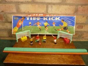 vintage Miegs Tipp-Kick football game complete good condition