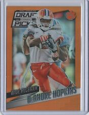 2015 Panini Prizm Draft Picks ORANGE PRIZM DeAndre Hopkins HOUSTON TEXANS 5/5