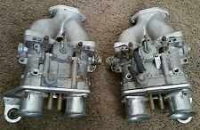 VW/PORSCHE Dellorto DRLA 36 Dual Throat CARBURETORS
