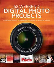 52 Weekend Digital Photo Projects, Liz Walker, New Book