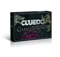 Cluedo Game of Thrones Collector's Edition GoT Spiel Brettspiel Deutsch NEU