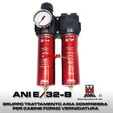 Ani E/32-B Gruppo Trattamento Aria Compressa Depurazione Aria Per Cabine Forno