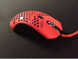 Finalmouse Air58 Ninja Wired Gaming Mouse - Cherry Blossom Red