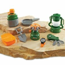 Pretend and Play Camp Set Ler2653 Learning Resources