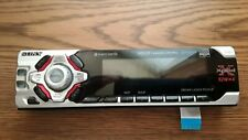 SONY CDX-CA650X FACEPLATE AND BOARD