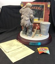 "Emmett Kelly Jr Clown Signed 70th anniv. Birthday ""Let Him Eat Cake"" 1994 Coa"