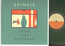SPINVIS Trein Vuur Dageraad LP incl 6x2  ART-Prints EXCELSIOR Doris Konings