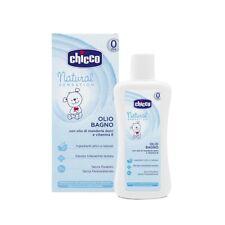 Chicco natural sensation Olio Bagno 0m+ detergente 200ml