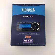 Sirius Starmate 5 Satellite Radio Vehicle Kit ST5TK1
