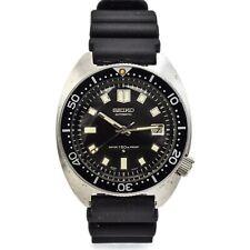 Vintage Seiko Ref 6105 8000 Automatic Sports Diver Watch Men's 41 mm Steel