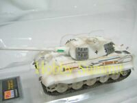 1/72 German WWII  KING TIGER (Porsche) Tank s Pz Abt 503  Winter Scheme