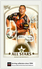 2006 Select NRL Invincible All Stars Cards AS15 BENJI MARSHALL-Tigers