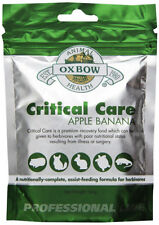 OXBOW - Critical Care Apple/Banana Pet Supplement - 5 oz. (141 g)