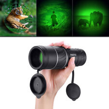Day Night 40X60 Hd Hunting Binoculars Powerful Bak-4 Hiking Camping Telescope Us