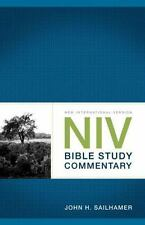 NIV Bible Study Commentary by John H. Sailhamer (2011, Paperback, Abridged)