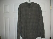 Mens Abercrombie & Fitch  Large  Dress Shirt